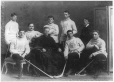 II-105737.0.1 | St. Mary's College hockey team, Montreal, QC, copied 1894 | Photograph | Anonyme - Anonymous |  |