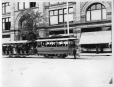 II-111370 | Electric trams, Ste. Catherine St., Montreal, QC, 1895 | Photograph | Wm. Notman & Son |  |