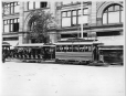 II-111371 | Electric trams, Ste. Catherine St., Montreal, QC, 1895 | Photograph | Wm. Notman & Son |  |