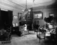 II-119462 | Mrs. Foster's drawing room, Montreal, QC, 1897 | Photograph | Wm. Notman & Son |  |