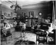 II-128256 | Mrs. David Morrice's library, Montreal, QC, 1899 | Photograph | Wm. Notman & Son |  |