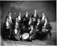 II-131230 | McGill Banjo Club, Montreal, QC, 1899 | Photograph | Wm. Notman & Son |  |
