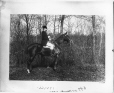 II-132366.0 | Mr. Beaudry & horse, QC, 1890, copied 1900 | Photograph | Anonyme - Anonymous |  |