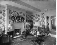 II-138494 | Mrs. H. Montagu Allan's sitting room, Cacouna, QC, 1901 | Photograph | Wm. Notman & Son |  |