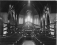 II-142027 | Interior with decorations, Church of St. James the Apostle, Montreal, QC, 1902 | Photograph | Wm. Notman & Son |  |
