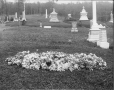 II-142106 | Mr. Baker's lot in cemetery, Montreal, QC, 1902 | Photograph | Wm. Notman & Son |  |