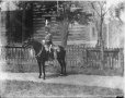 II-146506 | Mr. Riley and horse, Montreal(?), QC, 1903 | Photograph | Wm. Notman & Son |  |