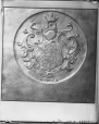 II-147663 | Coat of Arms, Cushing family tomb, Montreal, QC, 1903 | Photograph | Wm. Notman & Son |  |