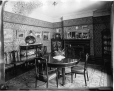 II-149659 | Dining room, Mrs. Hope's house, Montreal, QC, 1904 | Photograph | Wm. Notman & Son |  |
