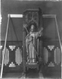 II-164647 | Church statue, photographed for Reverend Mr. Wood, Montreal, QC, 1907 | Photograph | Wm. Notman & Son |  |