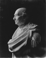 II-166078 | Bust of Colonel Stevenson, photographed for Mr. Carter in 1907 | Photograph | Wm. Notman & Son |  |