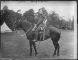 II-166964.0 | R. W. Breeze on horse, copied in 1907 | Photograph | Anonyme - Anonymous |  |