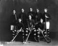 II-169170 | Third Hockey Team, St. John's School, Montreal, QC, 1908 | Photograph | Wm. Notman & Son |  |