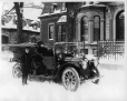 II-190118 | Miss Elaine Casgrain in automobile, Montreal, QC, 1912 | Photograph | Wm. Notman & Son |  |
