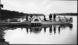 "II-195299.0 | Hugh Paton's boat ""Lord of the Isles"", Rivière des Prairies, L'Abord à Plouffe, QC, copied 1912 