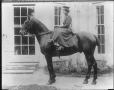 II-202494.0 | Woman in uniform, riding sidesaddle, copied for Mrs. G. N. Barclay in 1914 | Photograph | Anonyme - Anonymous |  |