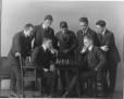 II-240684 | McGill Chess Team, Montreal, QC, 1921 | Photograph | Wm. Notman & Son |  |
