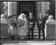 II-243697 | Miss Ryan's wedding, Montreal, QC, 1921 | Photograph | Wm. Notman & Son |  |