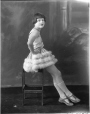II-254767 | Miss A. Lafrance in dancing costume, Montreal, QC, 1923 | Photograph | Wm. Notman & Son |  |