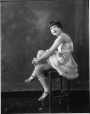 II-254768 | Miss A. Lafrance in dancing costume, Montreal, QC, 1923 | Photograph | Wm. Notman & Son |  |