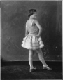 II-254771 | Miss A. Lafrance in dancing costume, Montreal, QC, 1923 | Photograph | Wm. Notman & Son |  |