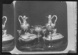 II-258492.0 | Silverware with beaver motif (c.1870), copied for Miss Phillips in 1924 | Photograph | Anonyme - Anonymous |  |