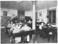 II-292807.0.2 | Interior of classroom, copied for Mrs. W. H. Maxon, 1929 | Photograph | Anonyme - Anonymous |  |