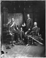 II-48340 | Captain Tees and two officers, Montreal, QC, 1878 | Photograph | Notman & Sandham |  |