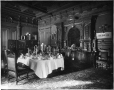 II-73815 | Dining room, Mrs. George Stephen's house, Montreal, QC, 1884 | Photograph | Wm. Notman & Son |  |