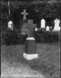 II-74822 | Lot in cemetery for Mrs. Brown, Montreal, QC, 1884 | Photograph | Wm. Notman & Son |  |