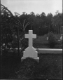 II-74824 | Lot in cemetery for Mr. Holmes, Montreal, QC, 1884 | Photograph | Wm. Notman & Son |  |