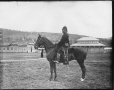 II-77553 | Le colonel Bond à cheval, Prince of Wales Rifles, Montréal, QC, 1885 | Photographie | Wm. Notman & Son |  |