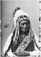 II-83091 | Sitting Bull, Montreal, QC, 1885 | Photograph | Wm. Notman & Son |  |