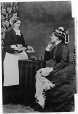 II-88120.0 | Serving tea, copied 1888 | Photograph | Anonyme - Anonymous |  |