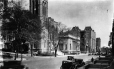 MP-1985.31.81 | Looking East along Sherbrooke St. from Redpath St, Montreal, QC, about 1929 | Photograph | Anonyme - Anonymous |  |
