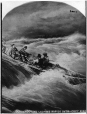 VIEW-1001.1 | Descente des rapides de Lachine, photographie composite, QC, 1878 | Photographie | Notman & Sandham |  |