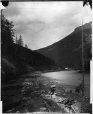 VIEW-1355 | Kicking Horse valley near Stephen, BC, 1884 | Photograph | William McFarlane Notman |  |