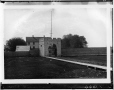 VIEW-1444 | The last of Fort Garry, Winnipeg, MB, 1884 | Photograph | William McFarlane Notman |  |