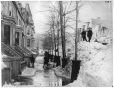 VIEW-1577.1 | Clearing Snow, Mackay Street, Montreal, QC, about 1887 | Photograph | Wm. Notman & Son |  |