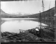 VIEW-1646 | Le lac Kicking Horse en direction est, Hector, C.-B., 1887 | Photographie | William McFarlane Notman |  |