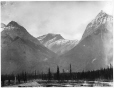 VIEW-1663 | Ottertail Mountains, Leanchoil, BC, 1887 | Photograph | William McFarlane Notman |  |