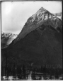 VIEW-1667 | West Ottertail Mountain, Leanchoil, BC, 1887 | Photograph | William McFarlane Notman |  |