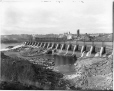 VIEW-17248 | Barrage, Shawinigan Water and Power Co., Shawinigan, QC, 1917 | Photographie | Wm. Notman & Son |  |