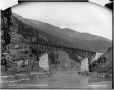 VIEW-1749 | Cisco bridge on the C.P.R., BC, 1887 | Photograph | William McFarlane Notman |  |