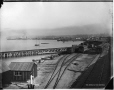 VIEW-1792 | Vancouver from Foot Bridge C.P.R. station, BC, 1887 | Photograph | William McFarlane Notman |  |