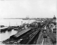 VIEW-1939.0 | Harbour from C.P.R. elevator, Montreal, QC, about 1885 | Photograph | Wm. Notman & Son |  |