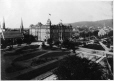 VIEW-1944.1 | Dominion Square from St. James Cathedral, Montreal, QC, about 1880 | Photograph | Wm. Notman & Son |  |