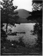VIEW-1952 | Owl's Head from Round Island, Lake Memphremagog, QC, about 1887 | Photograph | Wm. Notman & Son |  |