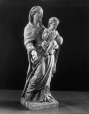 VIEW-19722 | Statue of Virgin and Child, copied 1920-21 | Photograph | Wm. Notman & Son |  |