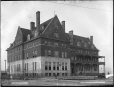 VIEW-2144.2 | Hotel Vancouver, C.P.R., BC, 1889 | Photograph | William McFarlane Notman |  |